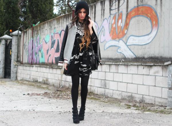 madame rosa jacket dress shoes bag hat