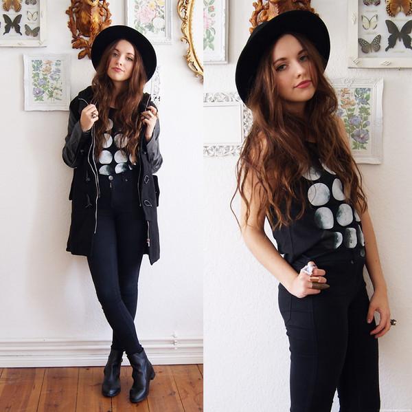 shirt t-shirt fashion moon eclipse clothes coat pants boots shoes style brand back hat hat