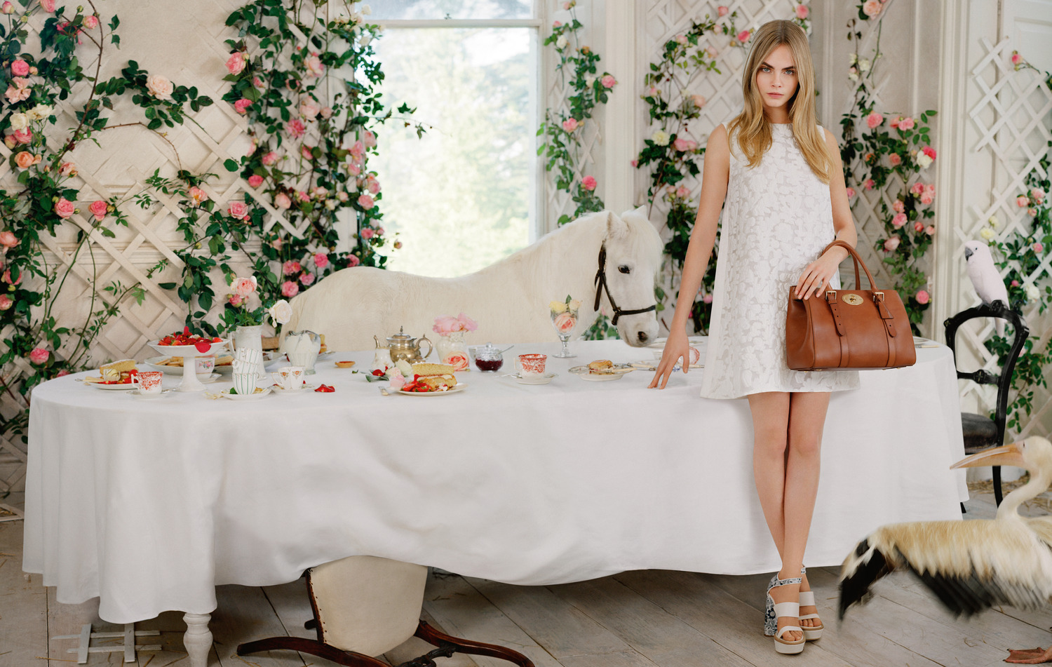 Spring Summer 2014   Mulberry