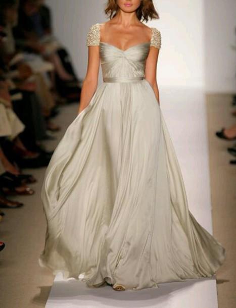 dress wedding dress wedding cap sleeves cap sleeve dress