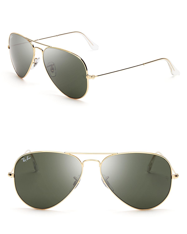 Ray-Ban Aviator Sunglasses   Bloomingdale's