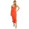 Blood orange dress – noodz boutique