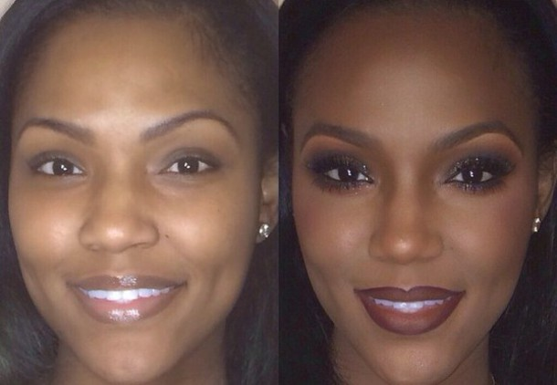make-up hot make-up gorgeous