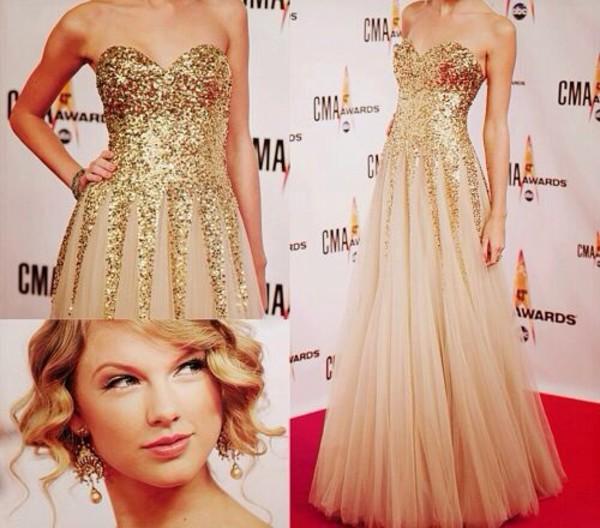 dress taylor swift maxi dress prom dress long prom dress long dress gold gold dress glitter dress glitter glamour glamour amazing dress beautiful