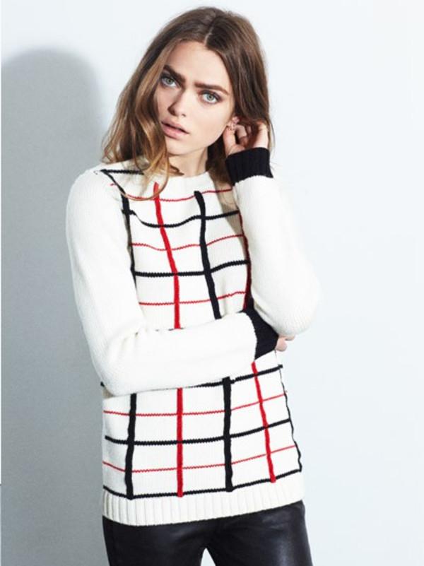 sweater lookbook fashion claudie pierlot