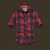 Hollister Dublin Hammerland Plaid Shirts Red Navy : Buying best quality and fashionable style Hollister Dublin Clothing at lower price