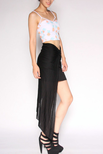 Sexy Wrapped Skirt | Obsezz