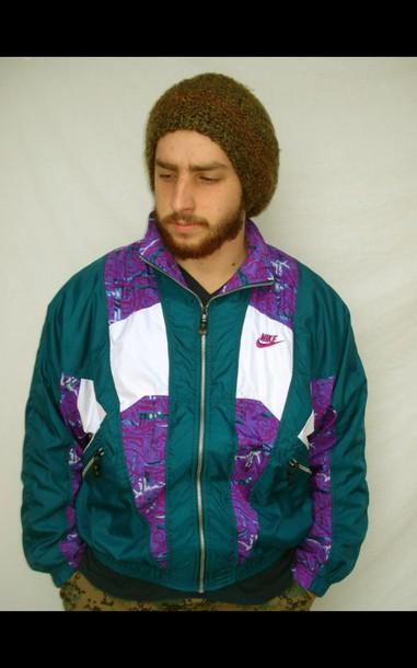 jacket nike wind breaker windbreaker vintage windbreaker menswear