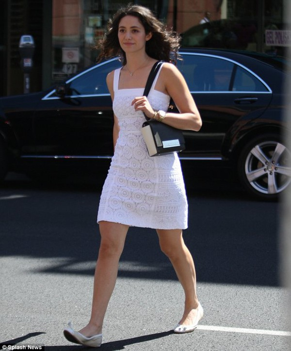 emmy rossum dress