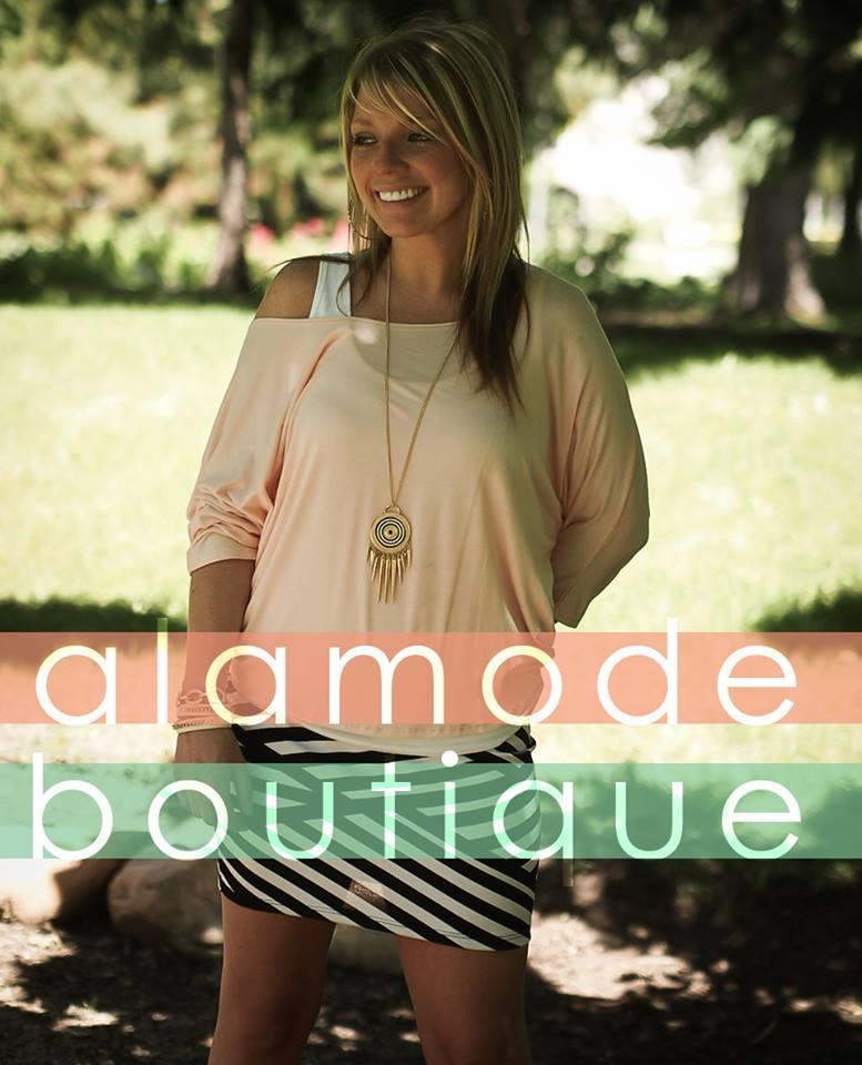 A La Mode Boutique, Online Women's Clothing