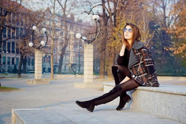 onto my wardrobe coat dress sunglasses shoes