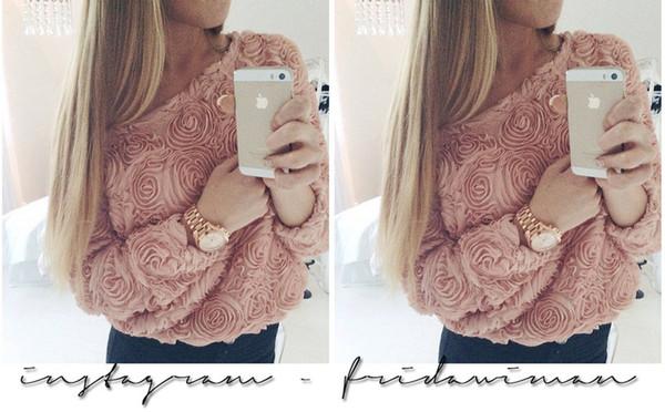 shirt flowers 3d top