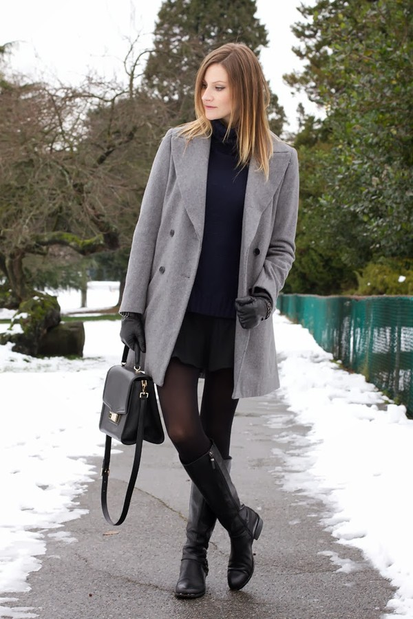 styling my life sweater skirt shoes bag