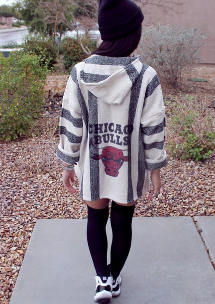 sweater long socks
