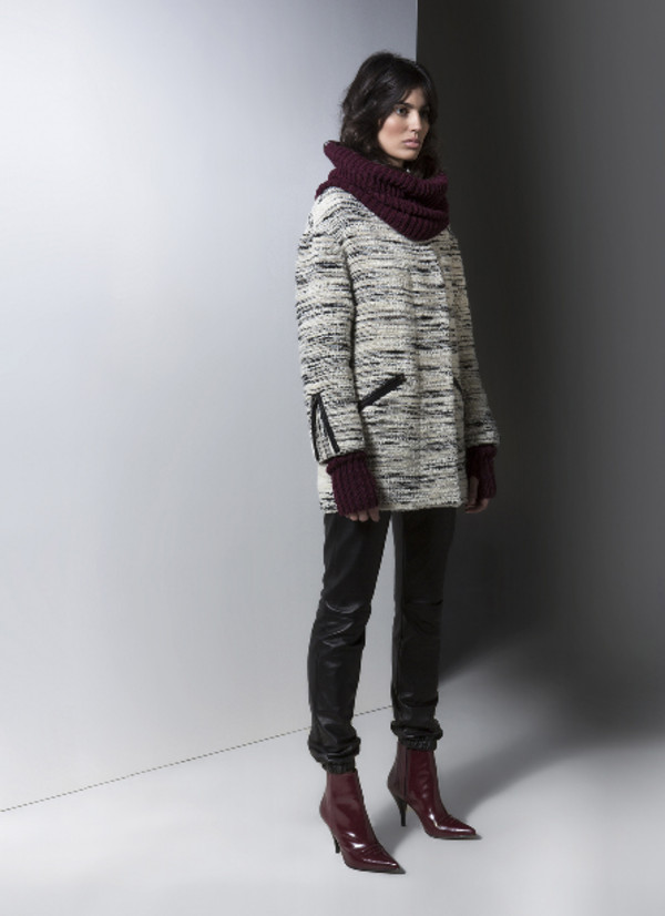 coat gat rimon lookbook fashion