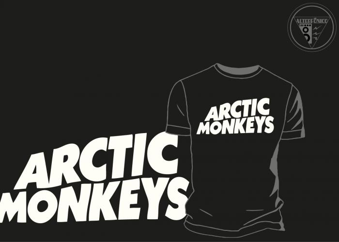 AlterFónico: Arctic Monkeys - Black @ Kichink.com