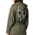 Skull Back Parka Coat | Outfit Made