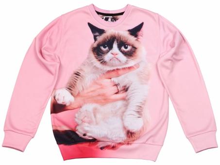 Original SEXY SWEATER GRUMPY CAT   Fusion® clothing!