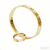 Cartier Love Inspired Bracelet & Ring Set / TheFashionMRKT