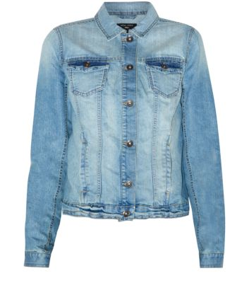 Tall Light Blue Denim Jacket