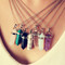 Ramona quartz necklace