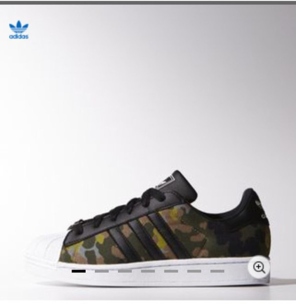 shoes adidas adidas superstars superstar superstar superstar 2 camouflage camouflage army print camo print sneakers white shoes