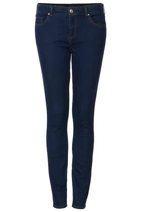 Internet Exclusive - Vintage Leigh Supersoft Skinny Jeans - Topshop