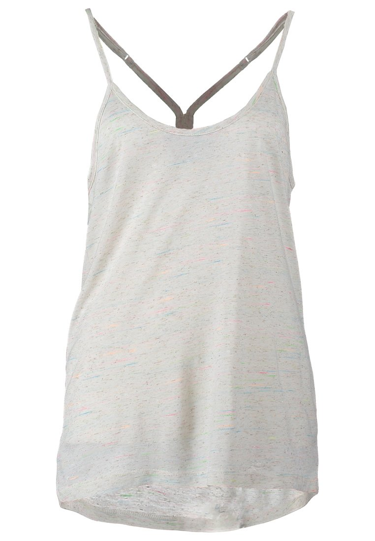 Selected Femme DIANA SINGLET - Top - Wit - Zalando.nl