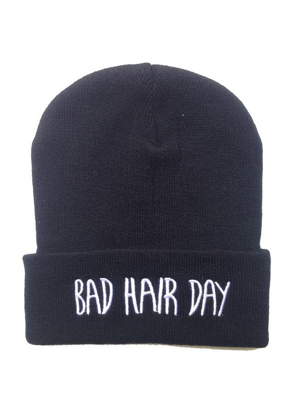 Bad Hair Day' Unisex Hot Sell Hip Hop U Street Beanie Hat Cap Free SHIP | eBay