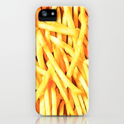 FRENCH FRIES for IPhone iPhone & iPod Case by Simone Morana Cyla | Society6