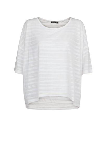 striped texture t-shirt