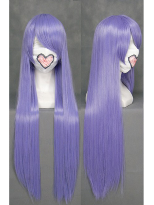 Buy Light Grape Long Touhou Project Kamishirasawa Keine Cosplay Wig with 42.99-SinoAnt.com