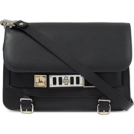 PROENZA SCHOULER - PS11 leather shoulder bag   Selfridges.com