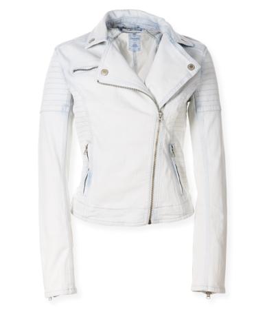Light-Wash Denim Jacket -