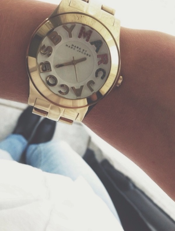 jewels watch marc by marc jacobs
