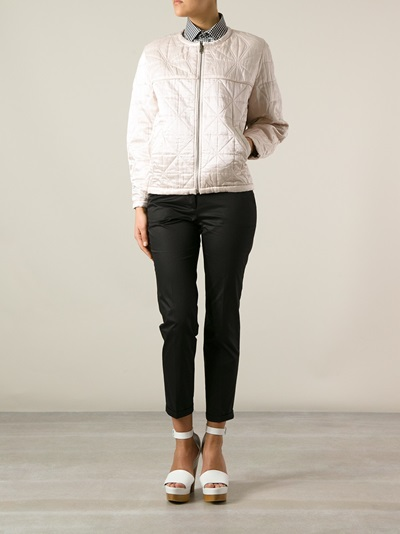 Isabel Marant Étoile Quilted Jacket - Eraldo - Farfetch.com