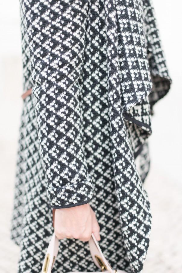 Manteau Bash | Blog Mode - The Working Girl