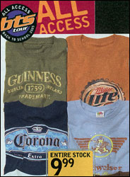 J.C. Penney Decides T-Shirts With Beer Logos Are for Men - New York Times